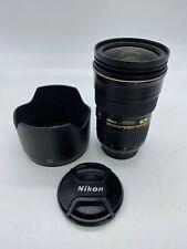 Nikon Nikkor AF-S 24-70mm f/2.8 G ED Lens