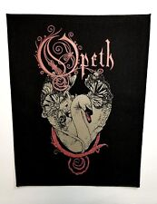 OPETH SWAN   BACK PATCH