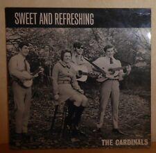 Cardinals: Sweet And Refreshing. '71 Nelmwood Audio: NWA 1 UK Private Press