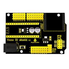 New! Keyestudio Nano IO shield for Arduino Compatible