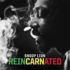 SNOOP LION - REINCARNATED: DELUXE EDITION CD ALBUM (APRIL 22nd 2013)