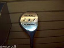 Dynacraft golf accusteel 18 degree 4 wood