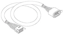 Coiling Wire Assembly for DENTAL CHAIRS Pelton & Crane Chairman RPI #PCC746