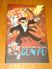 GUN FU GRAPHIC NOVEL IMAGE COMICS  VOLUME 1  9781582405216
