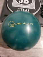Quantum Forest Green Bowling Ball 15.6 pounds b062