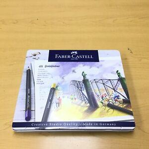 Faber-Castell Goldfaber colored pencil set 48 114748