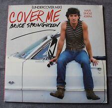 Bruce Springsteen, cover me,  Maxi Vinyl  Holland