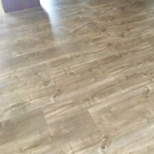 SAMPLE of Warm Sandy Grey Laminate Flooring for Any Home - Vesterbro 8mm
