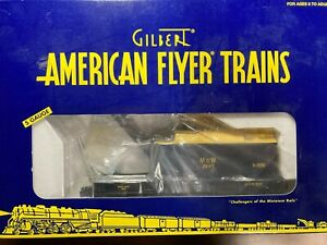 American Flyer # 6-49037 M.O.W. Crane Car NIB Gilbert