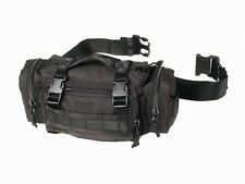 NEW Snugpak - Black - Response Pack/Med Bag/Fanny Pack #92198
