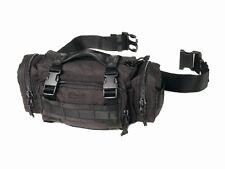 NEW Snugpak - Black - Response Pack/Med Bag/Fanny Pack #92198