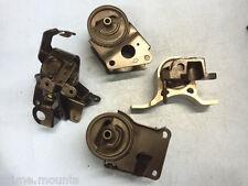 Motor Mounts & Manual Trans Mount Set 4PCS for 04-06 Nissan Altima V6 3.5L