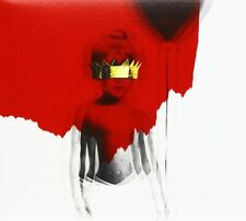 Rihanna   - Anti -   CD  -  New! -  Includes Booklet, Poster