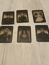 Set Of Six Lit Joy Crate LitJoy Crate Character Card Art Prints Throne Of Glass