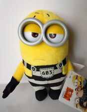 *Despicable Me 3* JAIL TIME TOM 5 INCH MINION PLUSH BUDDY