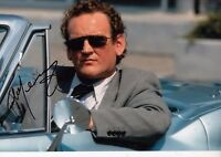 COLM MEANEY HAND SIGNED 10 X 8 COLOUR PHOTOGRAPH TV - STAR TREK DEEP SPACE NINE