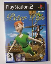 PETER PAN PS2 COME NUOVO ITALIANO PLAYSTATION 2 RARO COMPLETO PHOENIX GAMES