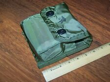 USMC Army Military Medic First Aid Pouch Case Genuine Issue w P38 Shelby Opener