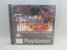Sony Playstation PS1 PSX - Speed Machines NEW SEALED