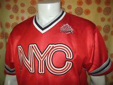 Ancien MAILLOT FOOTBALL AMERICAIN FUBU NYC NEW YORK 05 TM FOOT US