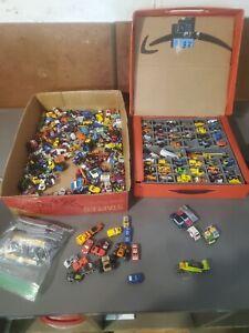 Micro Machines lot 250+ Vintage pieces. Read description!!!