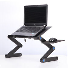 Adjustable Laptop Table Stand For Bed Sofa Office Laptop Desk Notebook Portable