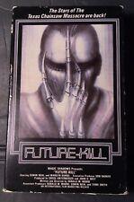 Future Kill Betamax Beta 1986 Vestron Video Marilyn Burns H.R. Giger Cover Art