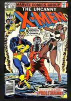 Uncanny X-Men #124, VF- 7.5, Arcade, Cyclops, Wolverine, Storm