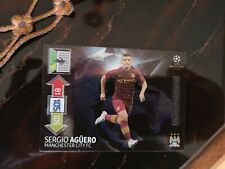 Aguero limited edition champions league 2012/2013