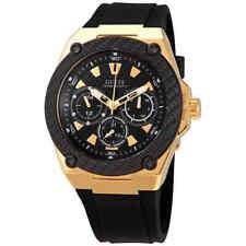 Guess Legacy Quartz Black Dial Men's Watch W1049G5