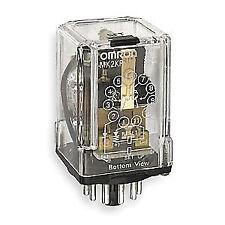 OMRON Latching Relay,11 Pin,Octal,24VDC, MK2KP-UA-DC24