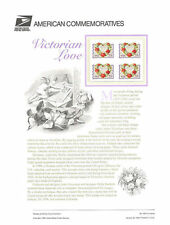 #560 55c Victorian Love #3275 - USPS Stamp Panel