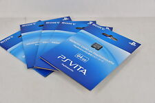 SONY 64GB 64 GB Memory Card for Playstation PS Vita PSV Handheld System (Japan)
