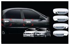 Chrome Door Handle Cover for 1996-02 Daewoo Lanos Sens w/Tracking No.
