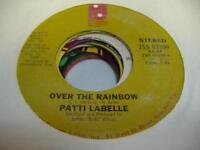 Soul 45 PATTI LABELLE Over the Rainbow on Philadelphia
