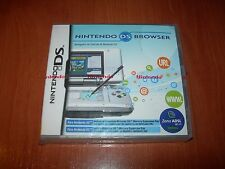 NINTENDO DS BROWSER DS (PAL ESPAÑA PRECINTADO)