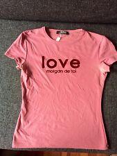 wunderschönes Top Tschirt Bluse von Morgan de toi XS S wie neu rosa rose wie neu