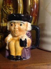 Staffordshire Shorter  Toby Handpainted Mug