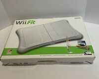 Nintendo Wii Fit Balance Board Only No Game!