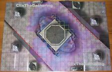MOUNT OLYMPUS / THE DAILY PLANET Superman and Wonder Woman OP Map DC HeroClix