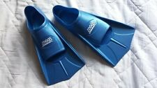 Zoggs swimming fins, size 1-1.5