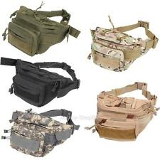 Utility Tactical Waist Pack Pouch Military Camping Hiking Outdoor Bag Fanny Pack