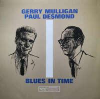 Gerry Mulligan, Paul Desmond - Blues In Time (LP Vinyl Schallplatte - 177535