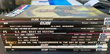 G.I. Joe 12 TPB LOT Origins COBRA Transformers DDP IDW Reborn Homefront +More GI