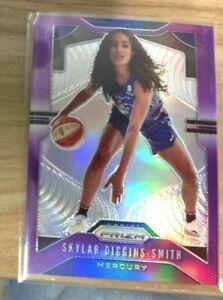 2020 WNBA Prizm Basketball Purple Skylar Diggins-Smith 80/125 Mercury