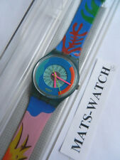 SWATCH + Gand +gn703 PASSION FLOWER + NUOVO/NEW