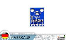 TOP Helligkeitsmesser Sensor I2C Bus digital TSL2561 für Arduino, Raspberry Pi