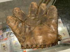 1920's VINTAGE REACH SPLIT FINGER BASEBALL GLOVE RARE GREAT CONDITION SOFT