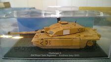 Challenger 2 Diecast Tank 1,72