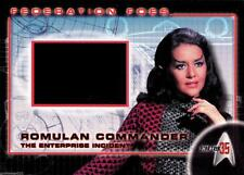 STAR TREK - TOS - 35TH ANN - FED FOES - ROMULAN COMMANDER - FF6 - FILM CELL NrMt